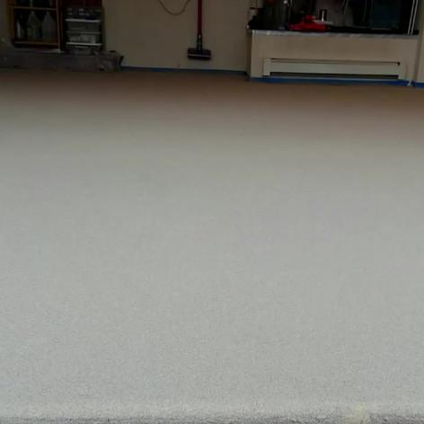 Outdoor/Indoor Sand Coating System