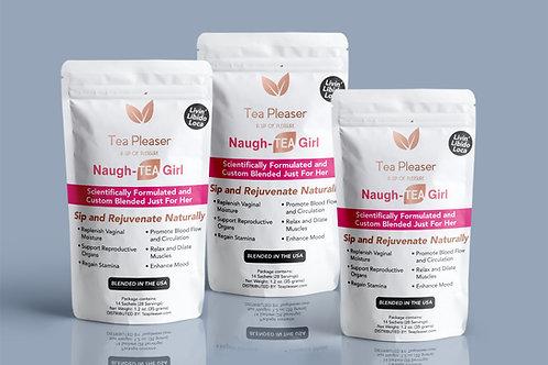 Naugh-TEA Girl  Bulk Wholesale