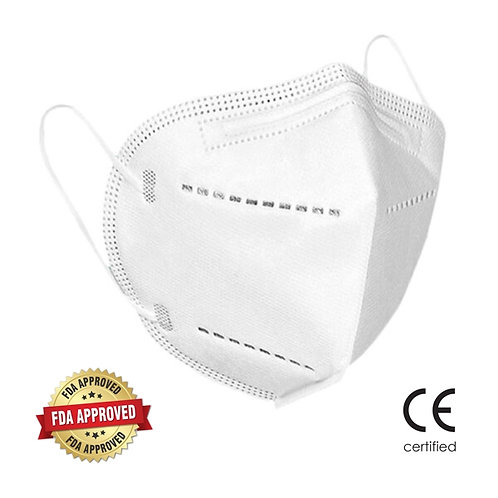 KN95 Respirator Mask (Individually Wrapped)