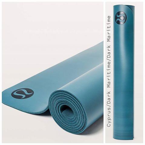Lululemon Yoga Mats 5mm