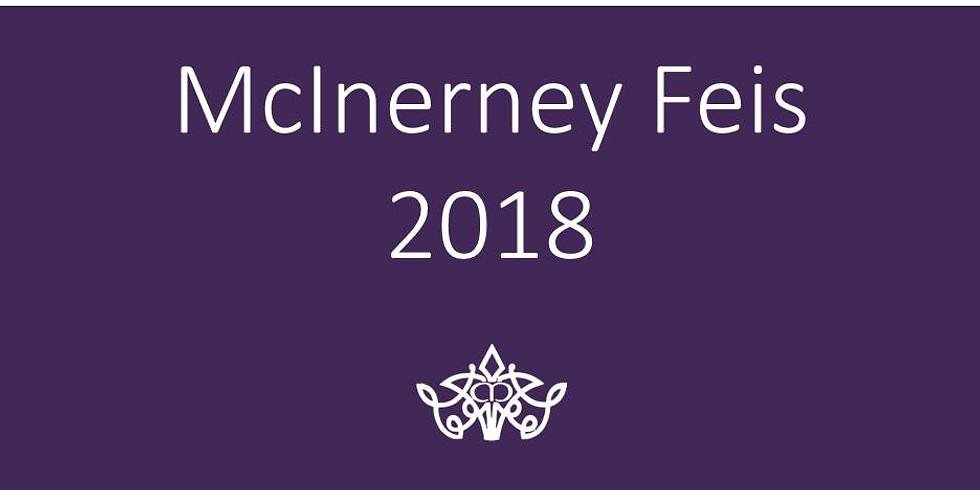 McInerney Feis 2018