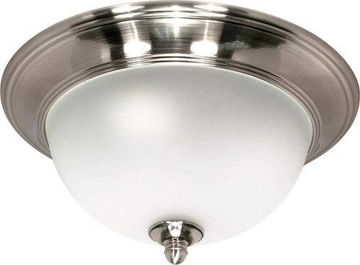 Nuvo Lighting 60/619 Three Light Flush Mount