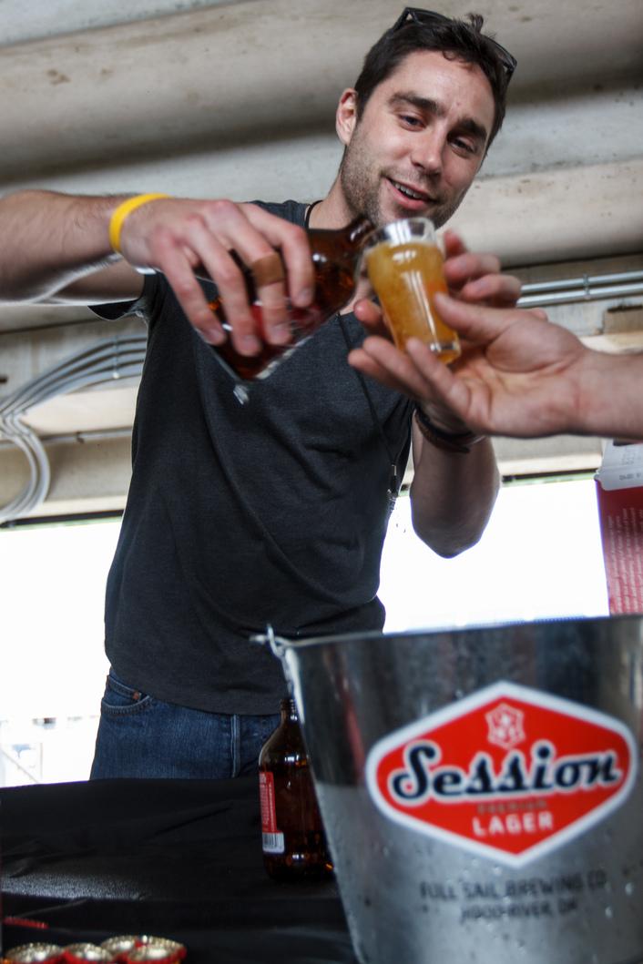 Rising Pint Brewfest Beer List
