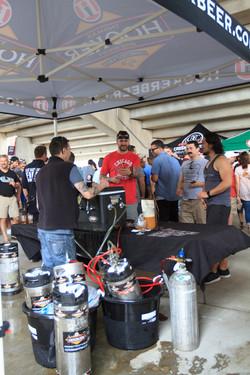 Rising Pint Brewfest Beer