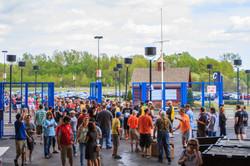 Rising Pint Brewfest Crowd Photo