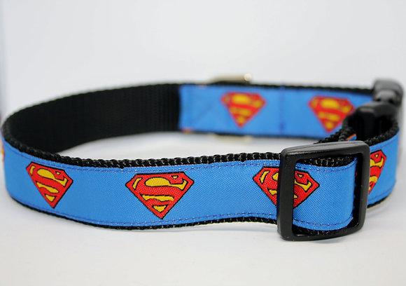 Superman On Black