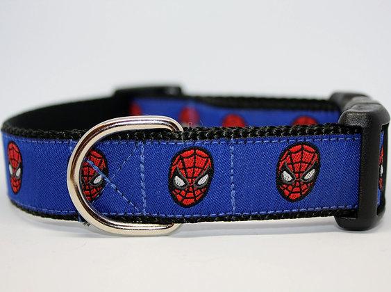 Spiderman On Black