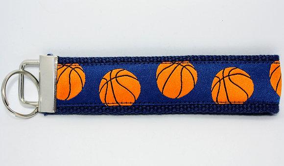Basketball On Navy