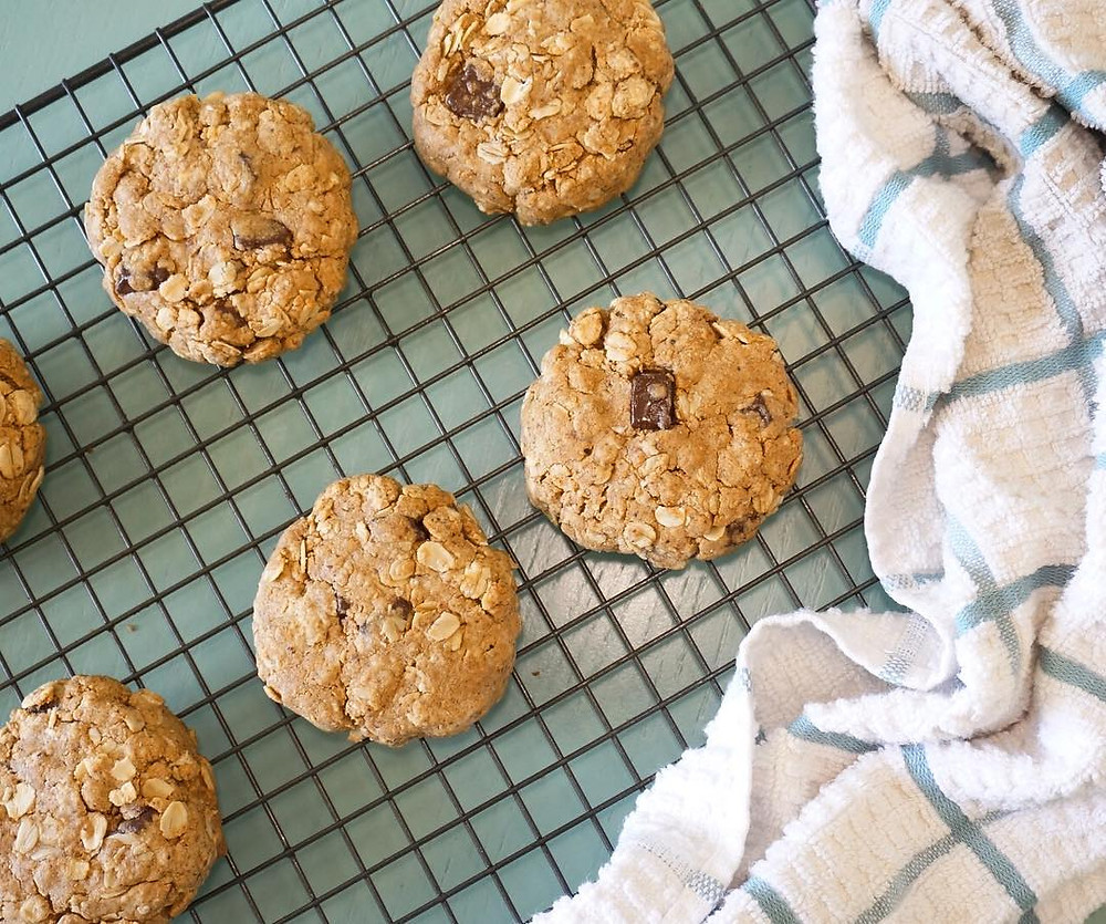 Vegan Lactation Cookies