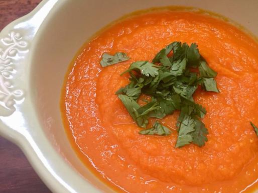 Nourishing Carrot Soup