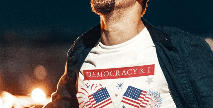 Democracy & I Survived 2020