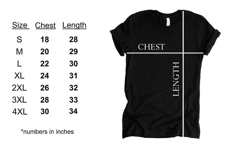 Bella-Canvas-3001-Shirt-Size-Chart-S-4XL