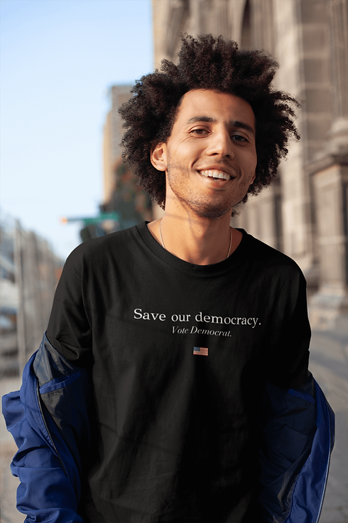 Save Our Democracy www.greatdemocracytee