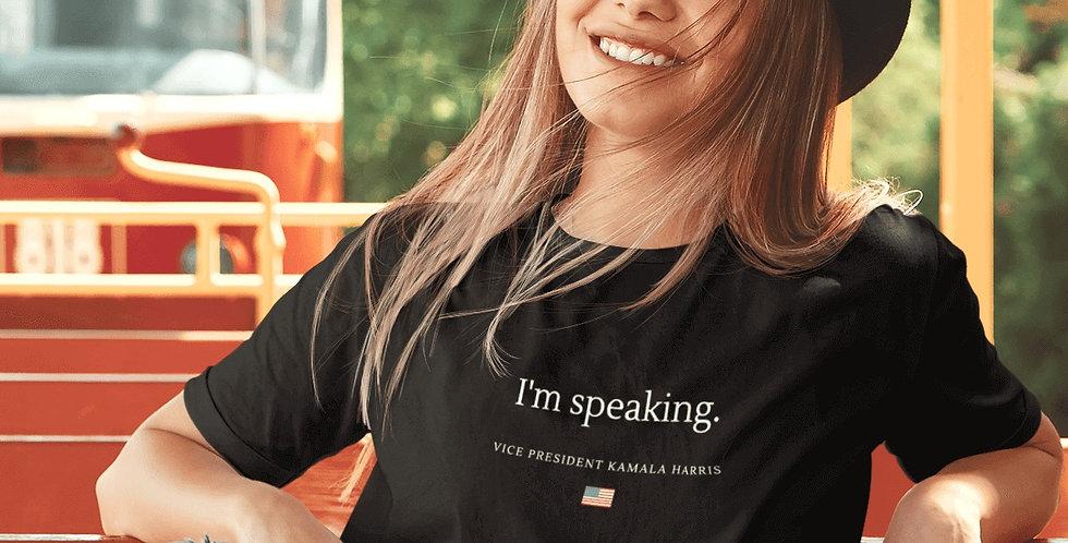 Vice President Kamala Harris: I'm Speaking
