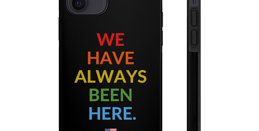 Pride Collection Case Mate Tough iPhone Case