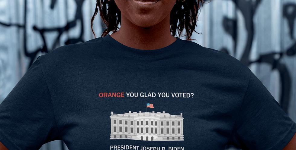 Orange you glad you voted?