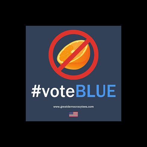 #voteblue www.greatdemocracytees.com tsh