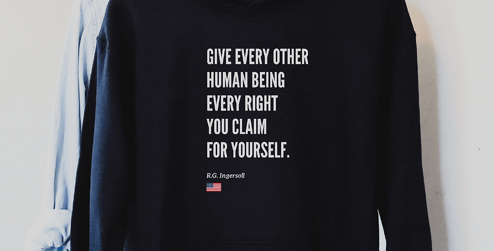 Give Every Other Human Every Right Hoodie