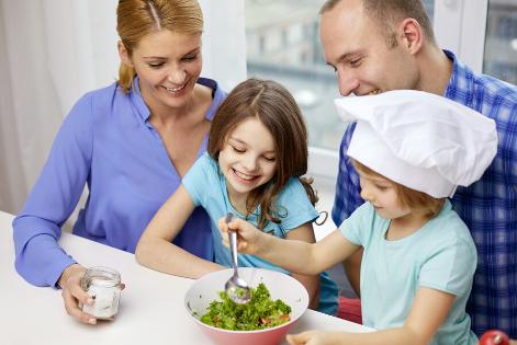 Intervención Nutricional de 0 a 18 años