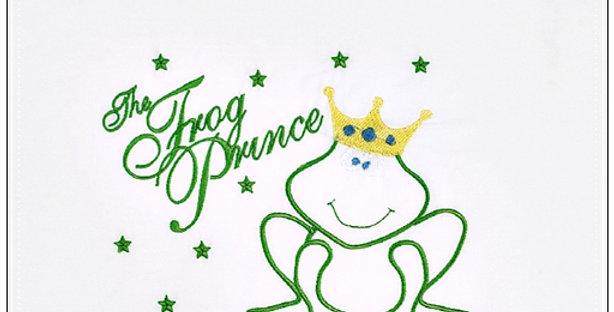 """Λαδόπανα για αγόρι """"The Frog Prince"""""""