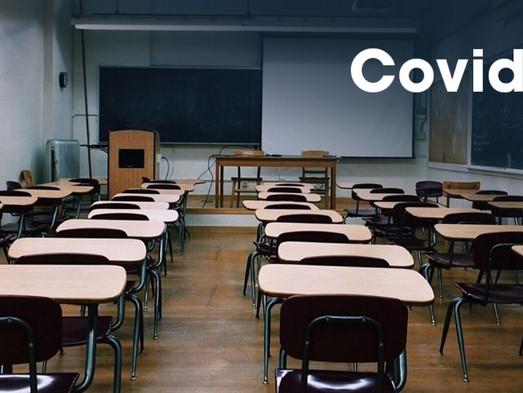 Η πανδημία επηρέασε το εκπαιδευτικό σύστημα.