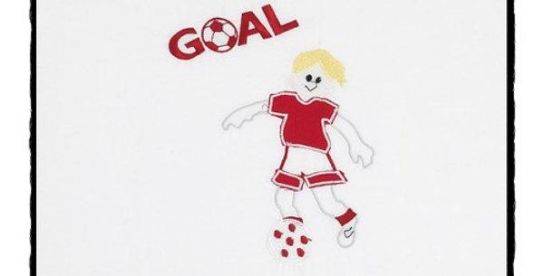 """Λαδόπανα για αγόρι """"goal"""""""
