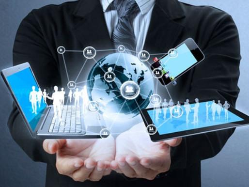 Με σύμμαχο την τεχνολογία οι επιχηρήσεις αντιμετωπίζουν την κρίση της πανδημίας.