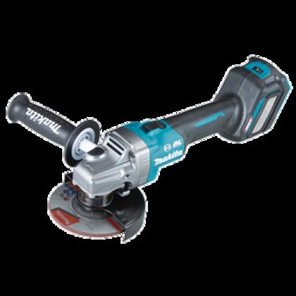 ΓΩΝΙΑΚΟΣ ΤΡΟΧΟΣ ΡΥΘΜ. XGT® 40V Max 125/115 mm BL (ΜΟΝΟ ΤΟ ΣΩΜΑ)GA023GZ01