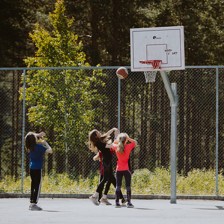 Aktiviteter i Rena idrettspark