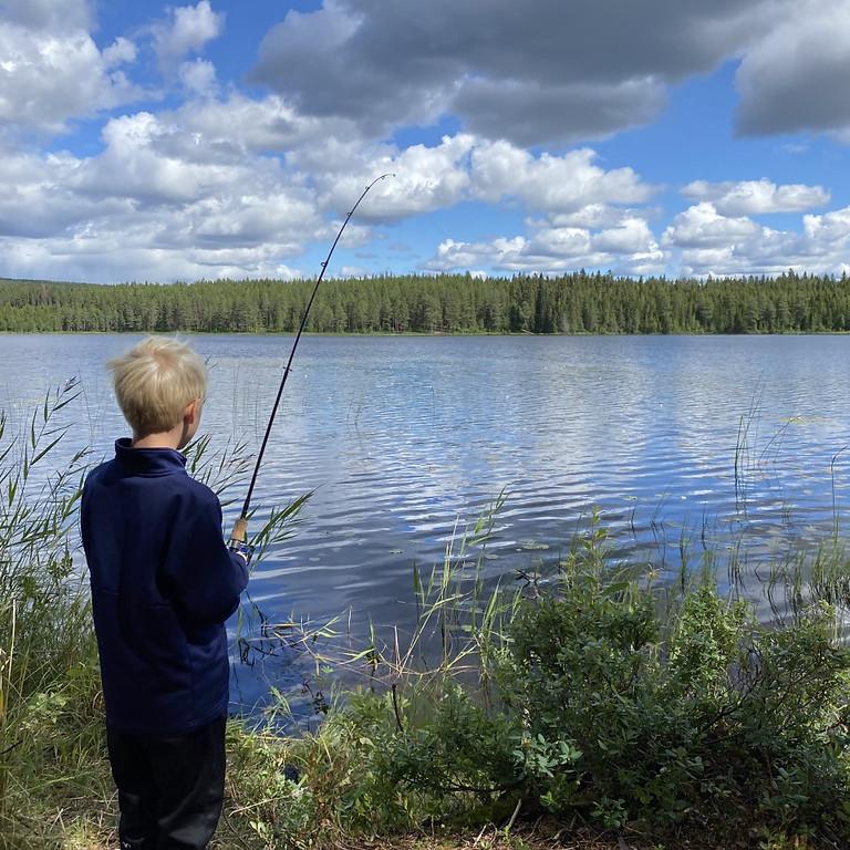 Fisketur med Ducks of Norway (også for familier)