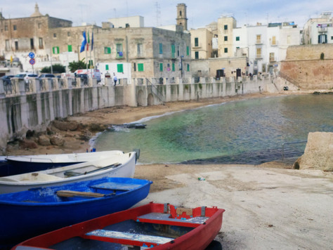 Exploring Puglia, Italy