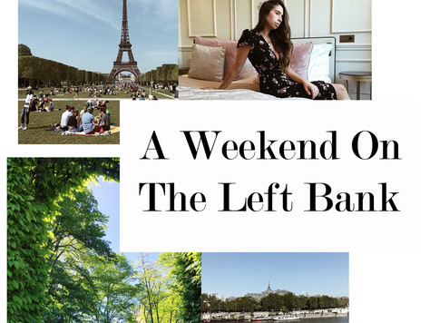 A Weekend On The Left Bank