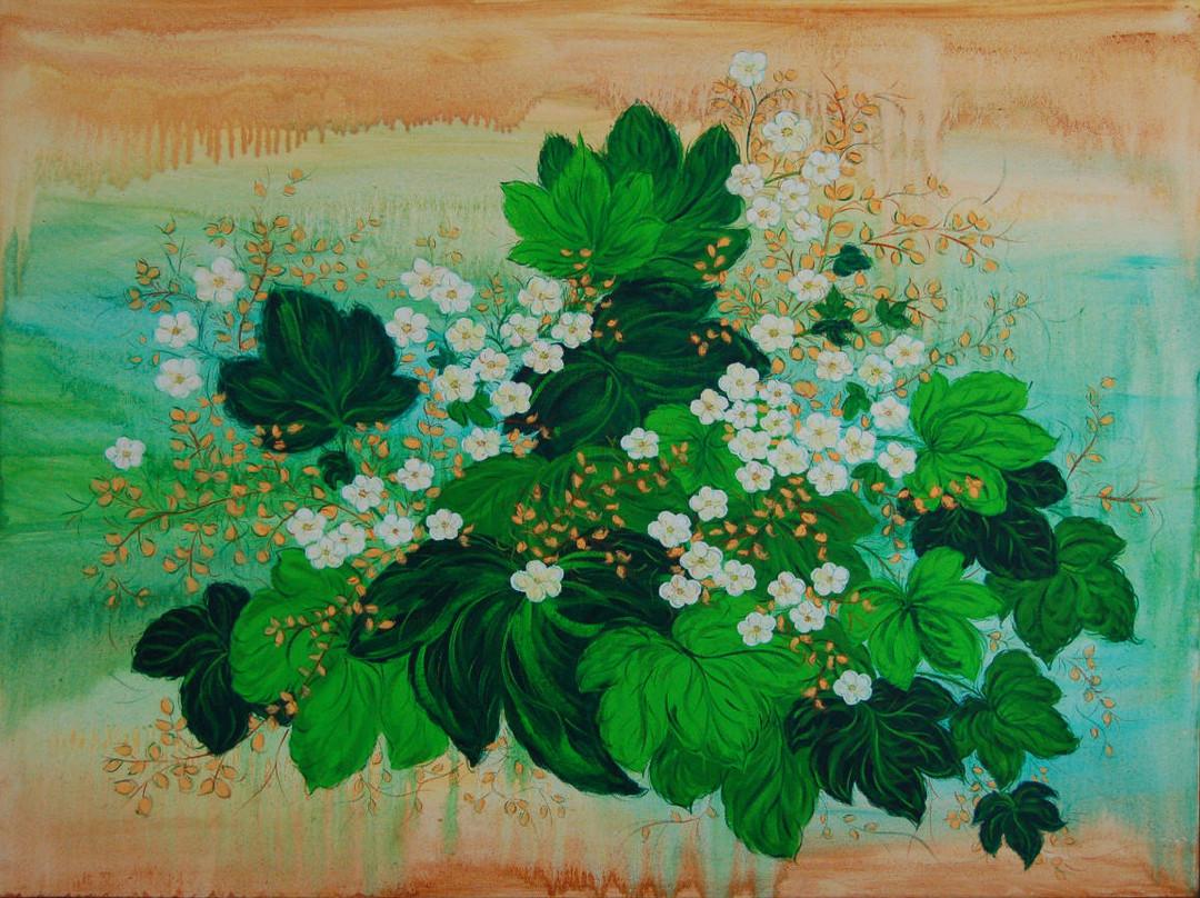 Thimbleberry Flowers 30x40.jpg