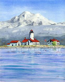 Dungeness Light House