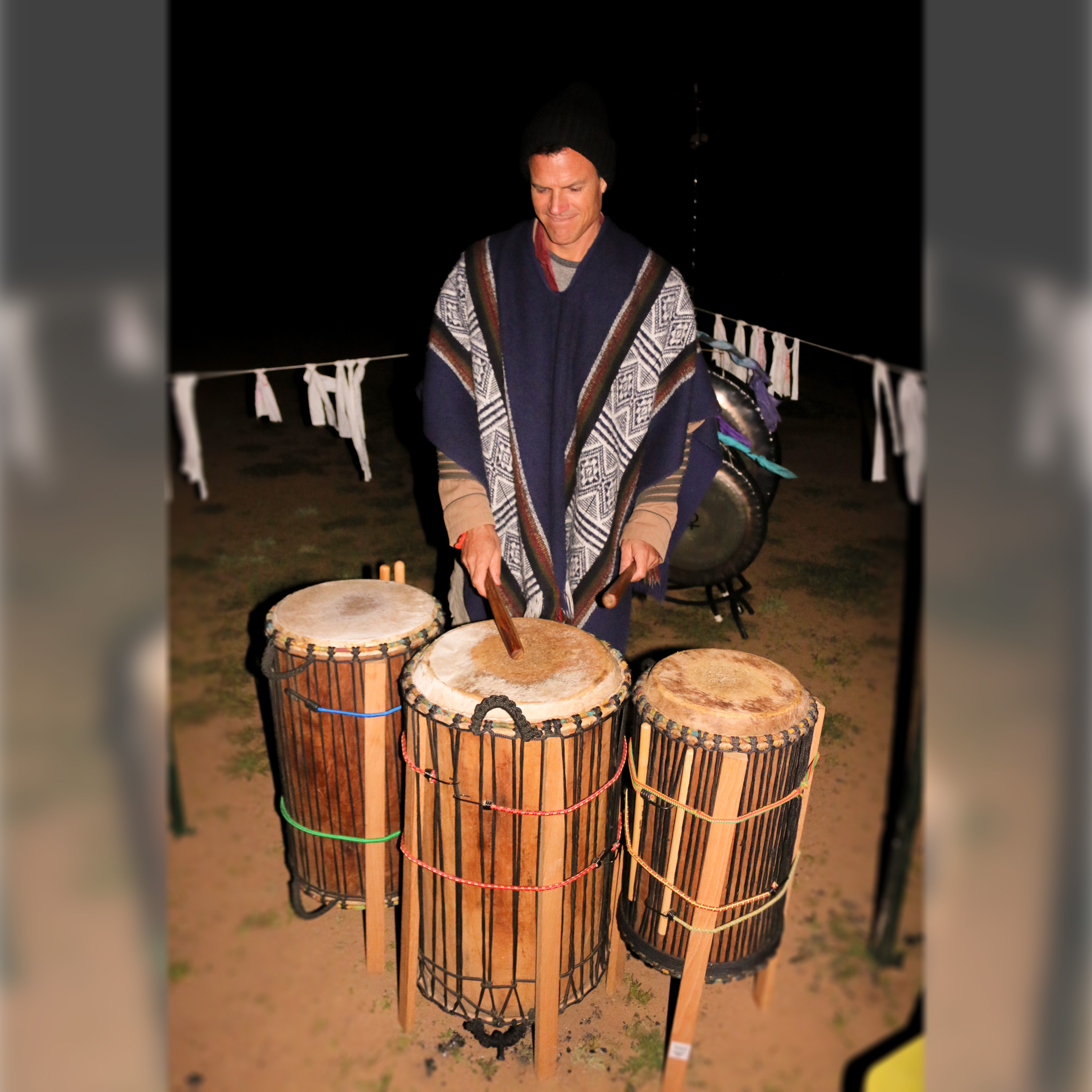 drum circle palomar mountain