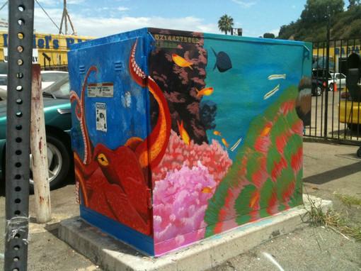 Rolando Community Utility Box