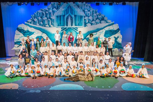 JCompany Disney's Frozen Production