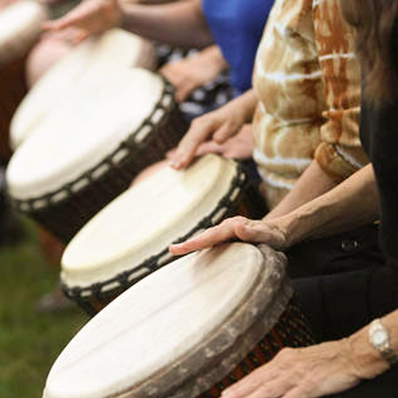 drum circle san diego