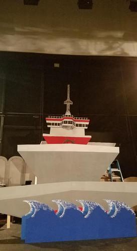 Madagascar Large Ship