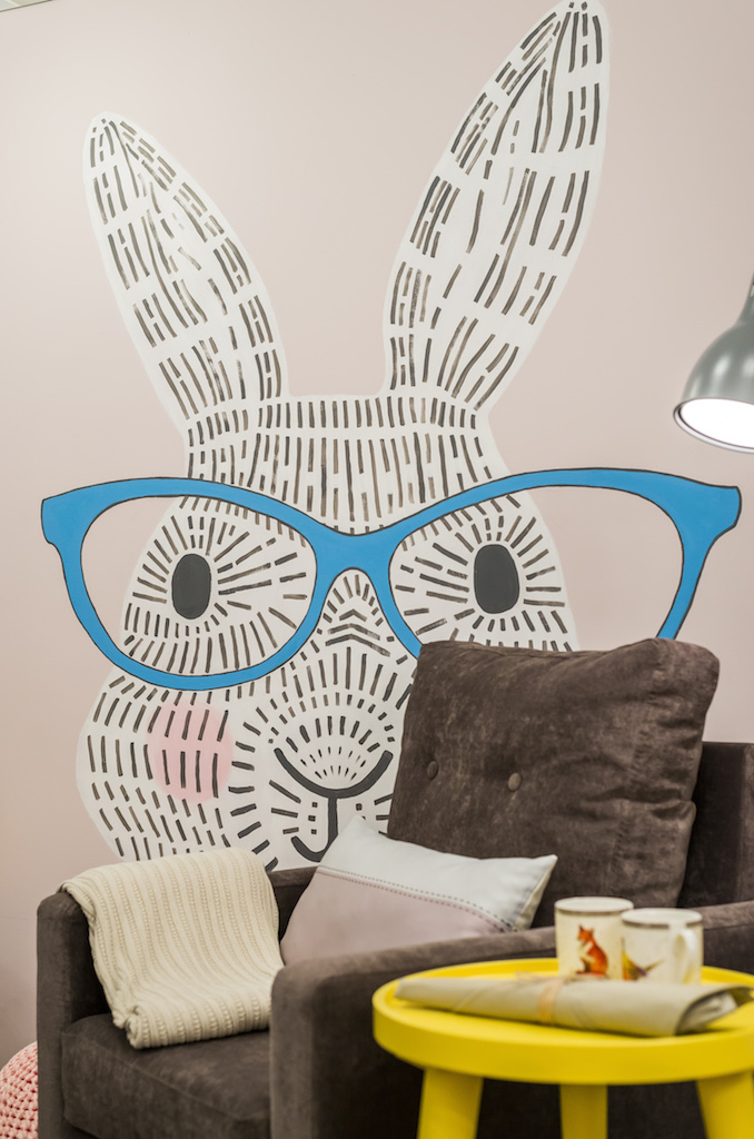 Скандинавский кролик