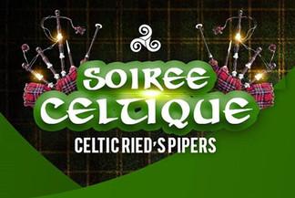Merci à tous d'avoir réservé si nombreux pour le diner- spectacle organisé par les Celtic Ried&#