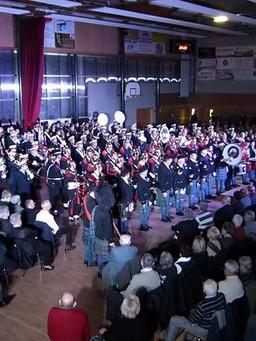 Nuit de la musique militaire