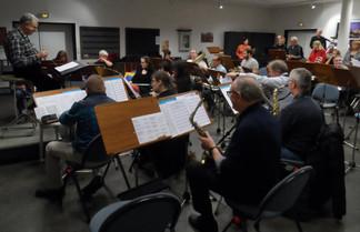 Le concert de Meyenheim se prépare