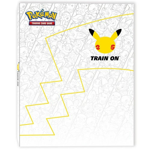 Pokemon First Partner Collector's Binder (PRE ORDER)