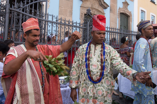 Festa de Santa Bárbara (Iansã)
