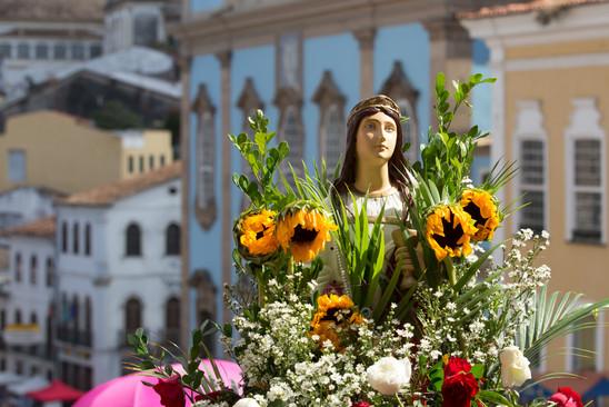 Santa Bárbara (Iansã)