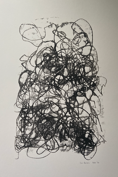Untitled (Scribble) December 2020