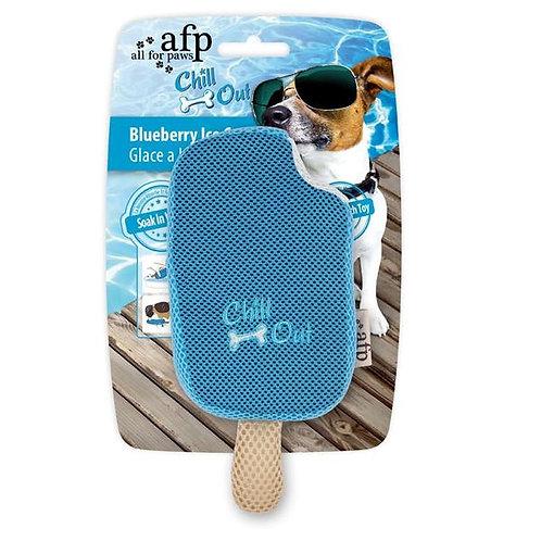 AFP BLUEBERRY ICE CREAM