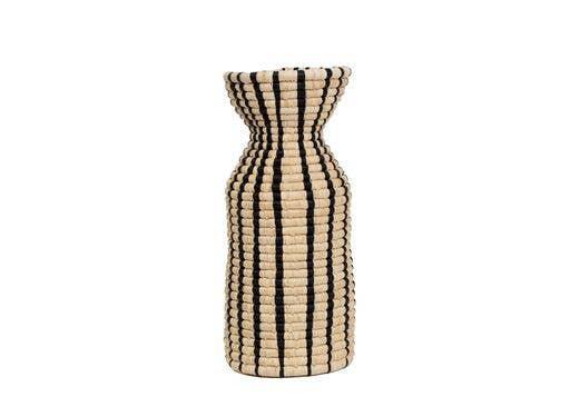 Black Konda Vase