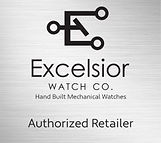 Excelsior Watch Co. Authorized Retailer